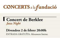 Alumnos de Berklee ofrecerán un concierto de jazz contemporáneo y tradicional