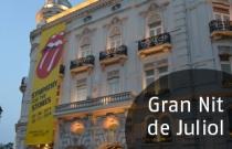Fundación Bancaja se suma a la Gran Nit de Juliol 2014