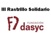 III Rastrillo Solidario Fundación DASYC