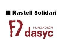 III Rastell Solidari Fundació DASYC
