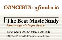 Un homenaje al quinto Beatle, el productor y arreglista George Martin, próxima actuación de Concerts a la Fundació