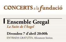 La Suite de l'Àngel, de Astor Piazzola, protagonista del próximo Concert a la Fundació
