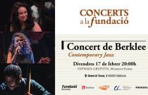 Jazz contemporáneo en la próxima actuación de Concerts a la Fundació