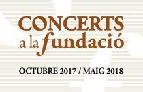 Fundació Bancaixa llança la segona edició de Concerts a la Fundació