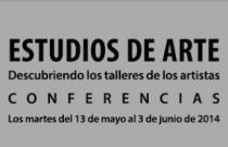 El Centro Cultural Bancaja acoge un ciclo de conferencias sobre la relación entre el estudio creativo, el artista y su obra