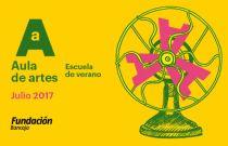 Fundación Bancaja organiza Aula de Artes. Escuela de verano