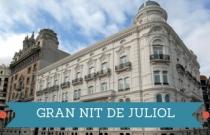 Fundación Bancaja celebra la Gran Nit de Juliol con la apertura de sus exposiciones hasta la 1 de la madrugada y visitas guiadas gratuitas