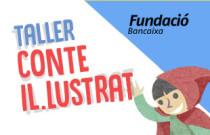 Fundació Bancaixa oferix en novembre un nou taller infantil d'escriptura creativa i il·lustració