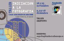 Taller de iniciación a la fotografía junto a la Agrupación Fotográfica de Segorbe