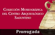 Exposición Colección Museográfica Permanente del Centro Arqueológico Saguntino