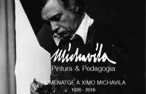 Exposición Ximo Michavila: Pintura & Pedagogía