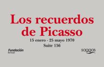 Los recuerdos de Picasso. 15 de enero - 25 de mayo 1970 Suite 156