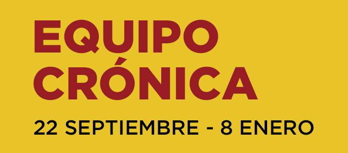 Exposición antológica de Equipo Crónica