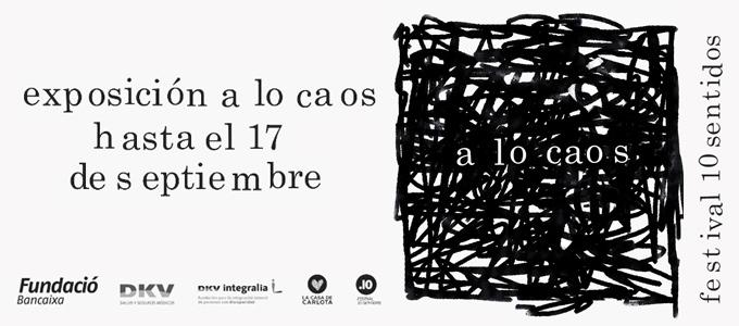 Exposición 'A lo caos'