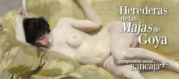 Herederas de las Majas de Goya