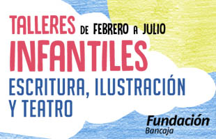 Todos los sábados de 11 a 13h, gratuitos  y dirigidos a niños y niñas de 8 a 11 años