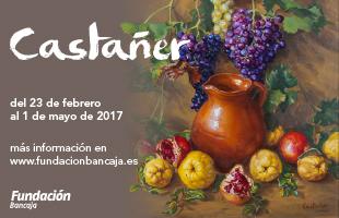 Fundació Bancaixa presenta a Sogorb l'exposició Castañer