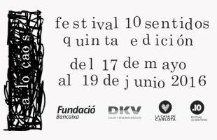 La Fundación Bancaja, epicentro del arte en el Festival 10 Sentidos