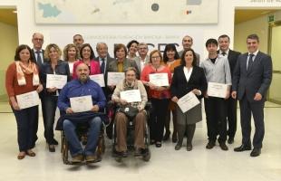 Fundación Bancaja y Bankia entregan ayudas a quince asociaciones