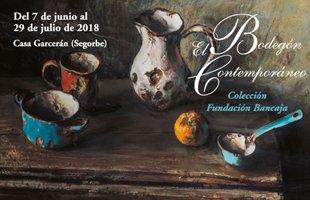 Exposición de obras de la Fundación Bancaja en Segorbe