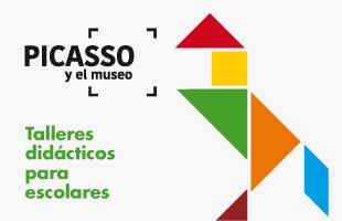 """Talleres didácticos """"Picasso y el museo"""""""