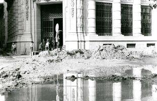 """Exposición """"1957. La Batalla contra el Barro"""". 60 años de la Riada. Hasta el 10 de diciembre"""
