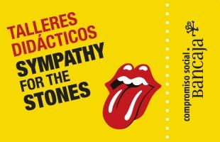Talleres para escolares y familias Sympathy for the Stones