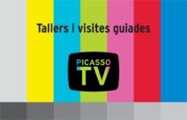 "Tallers d'art: ActivArte, ApropiArte i MotivArte. Exposició ""Picasso TV"""