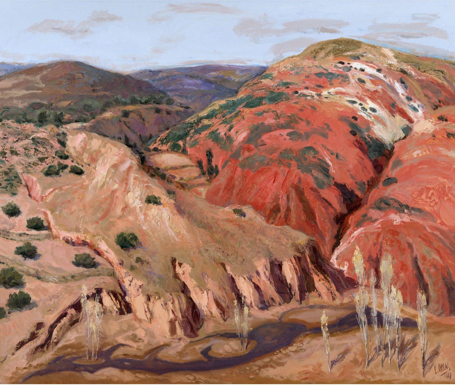 Tierras rojas