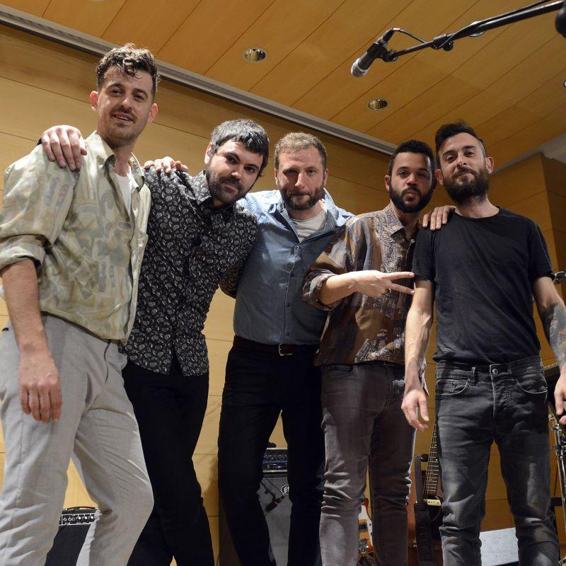 Concerts a la Fundació: Gener