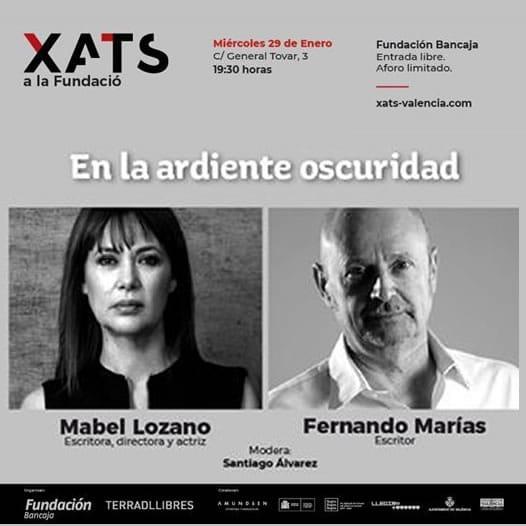 Xats a la Fundació: Mabel Lozano y Fernando Marías