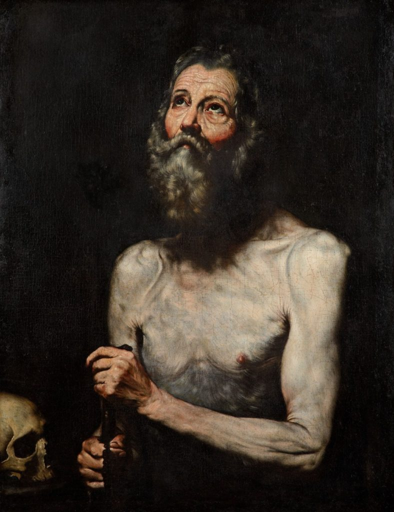 San Onofre ermitaño