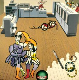 Un cuadro es una ficción. Fernand Léger en la oficina