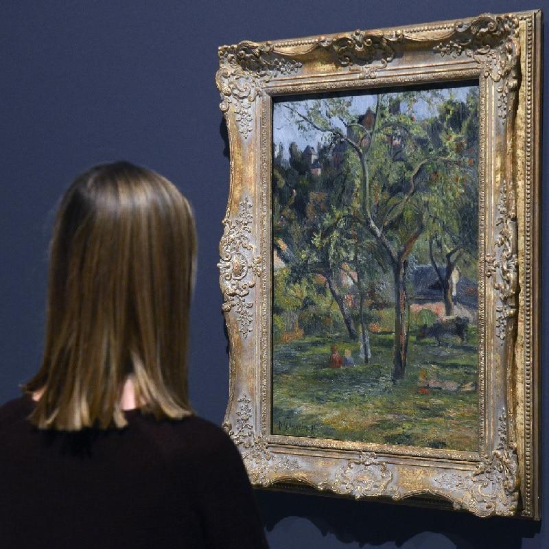 Paradisos. Impressionisme europeu i americà. Col·lecció Carmen-Thyssen Bornemisza