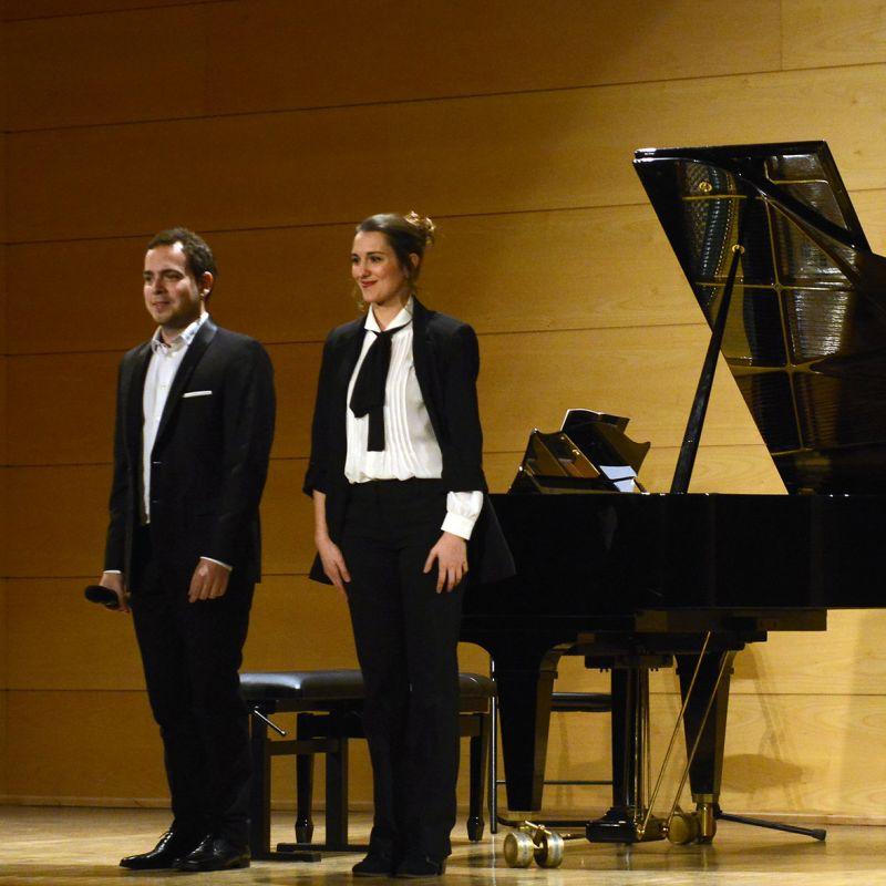 Concerts a la Fundació: Regards Piano Dúo