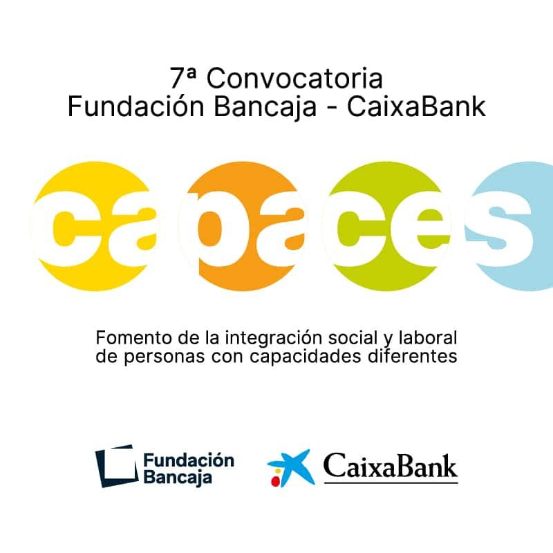7ª Convocatoria Fundación Bancaja Bankia CAPACES