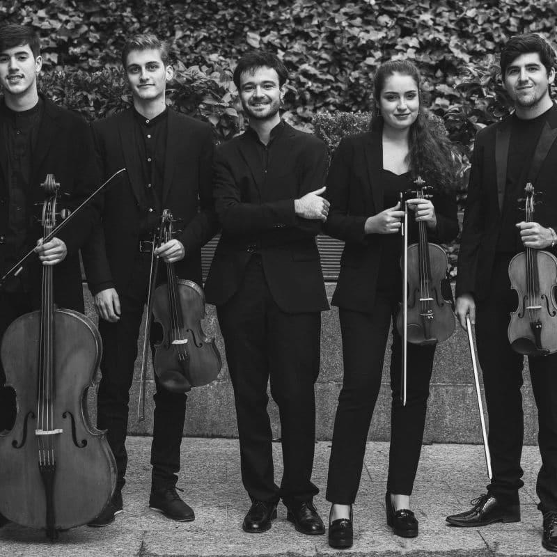 Concerts a la Fundació: Quintet Furiant