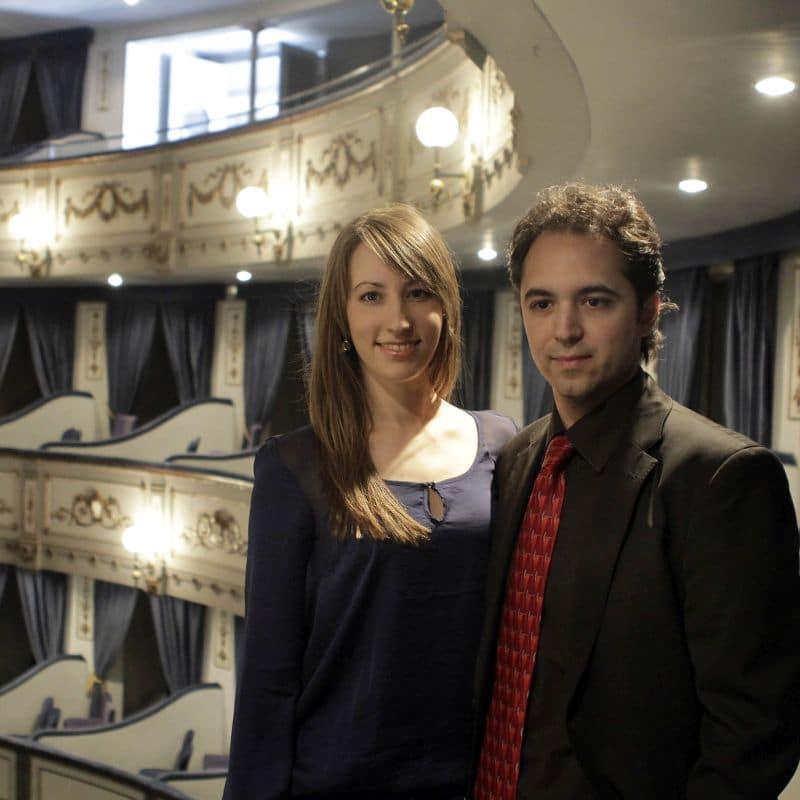 Concerts a la Fundació: Anna Margrethe Nilsen y Jesús Reina