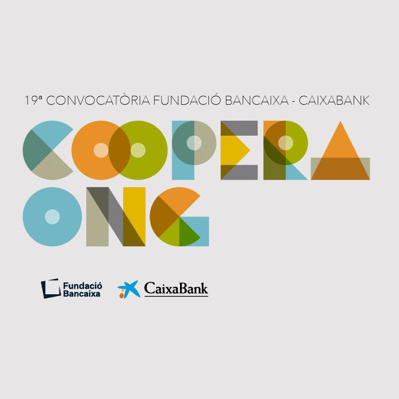 XIX Convocatòria Fundació Bancaixa-CaixaBank Coopera ONG